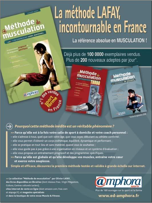 Muscle & Fitness décembre 2008