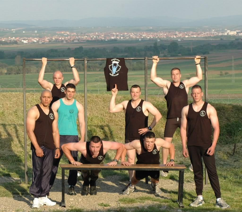 Les Lafayens du Kosovo