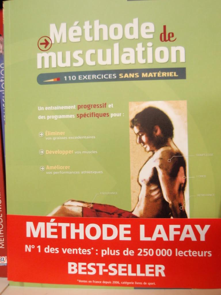 Quelle charge pour le développement de la puissance musculaire?