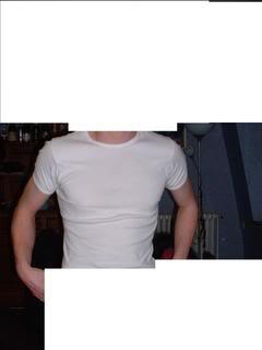 Arnaud, 45 cm de tour de bras