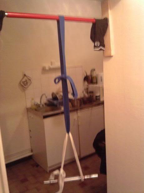 Installation simple pour le Curl Lafay