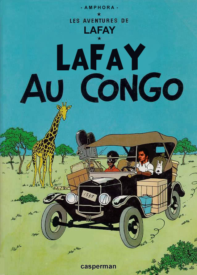 Abdos , pectos et deltos à gogo au Congo