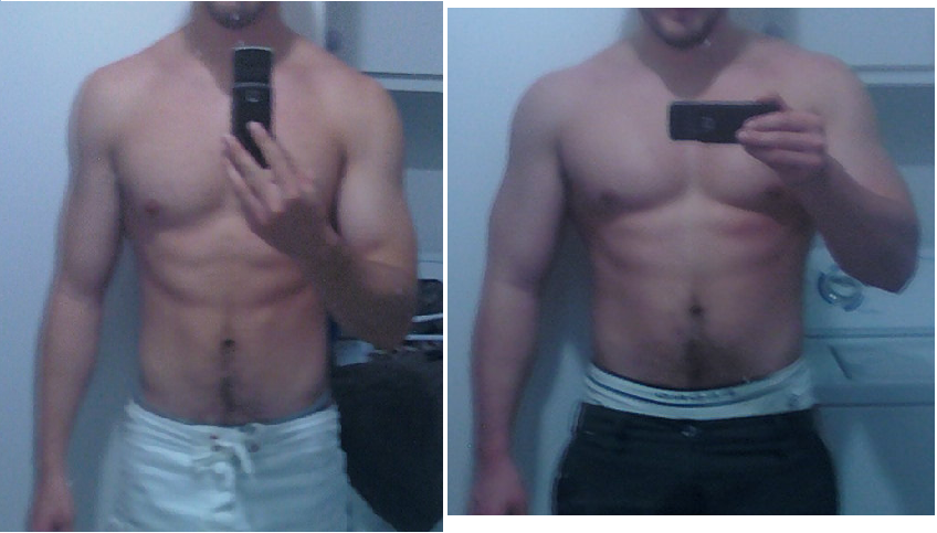 + 10 kgs en deux mois