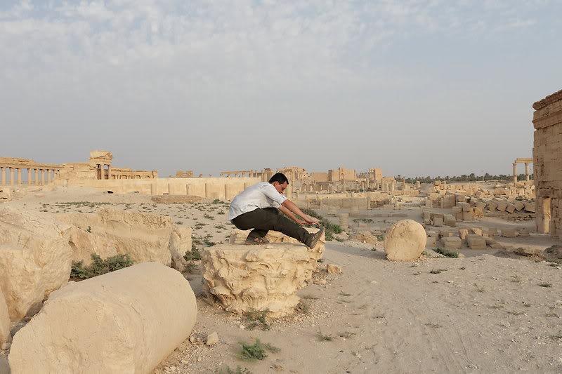 Lafay en Syrie
