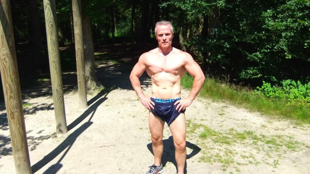Rudy, 46 ans et en pleine forme !