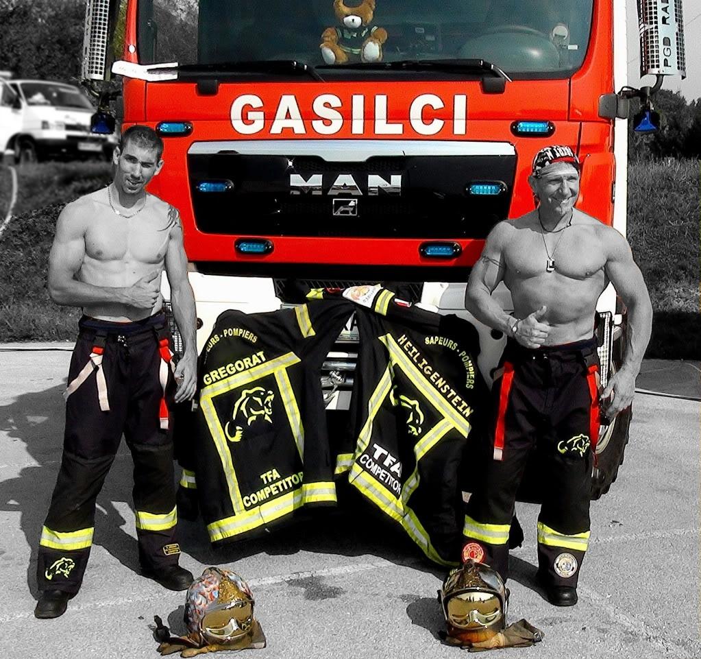 FFC : résultats du Championnat d'Europe pour les pompiers lafayens