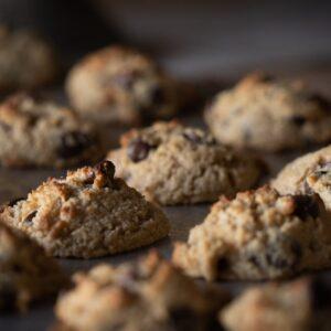 Recette de cookies protéinés