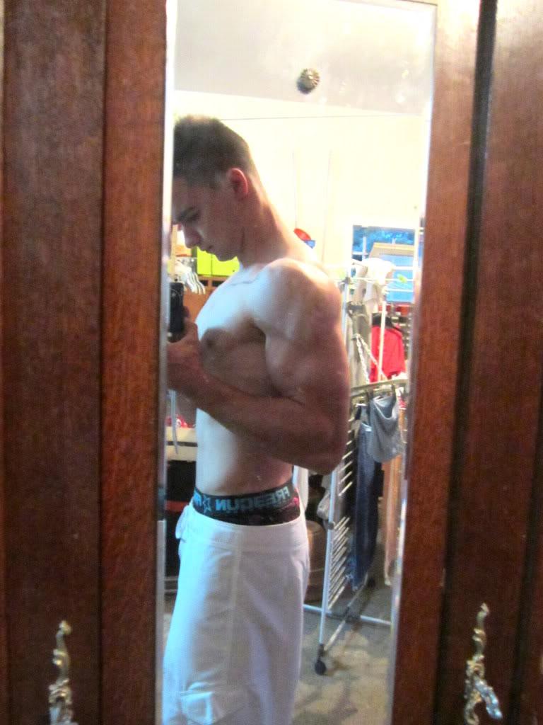 Bastien Royau – 19 ans – 1m83 -79 kgs – 10 mois d'entraînement