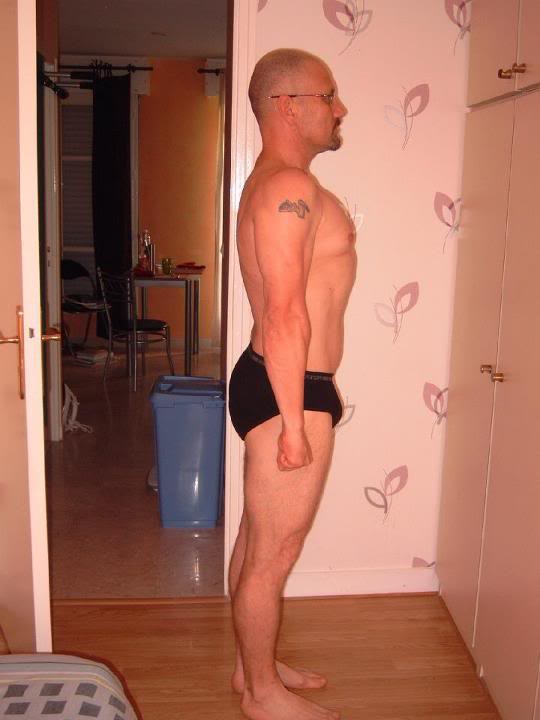Fred BEGUE, de 117 kgs à 85 kgs, en 5 mois !